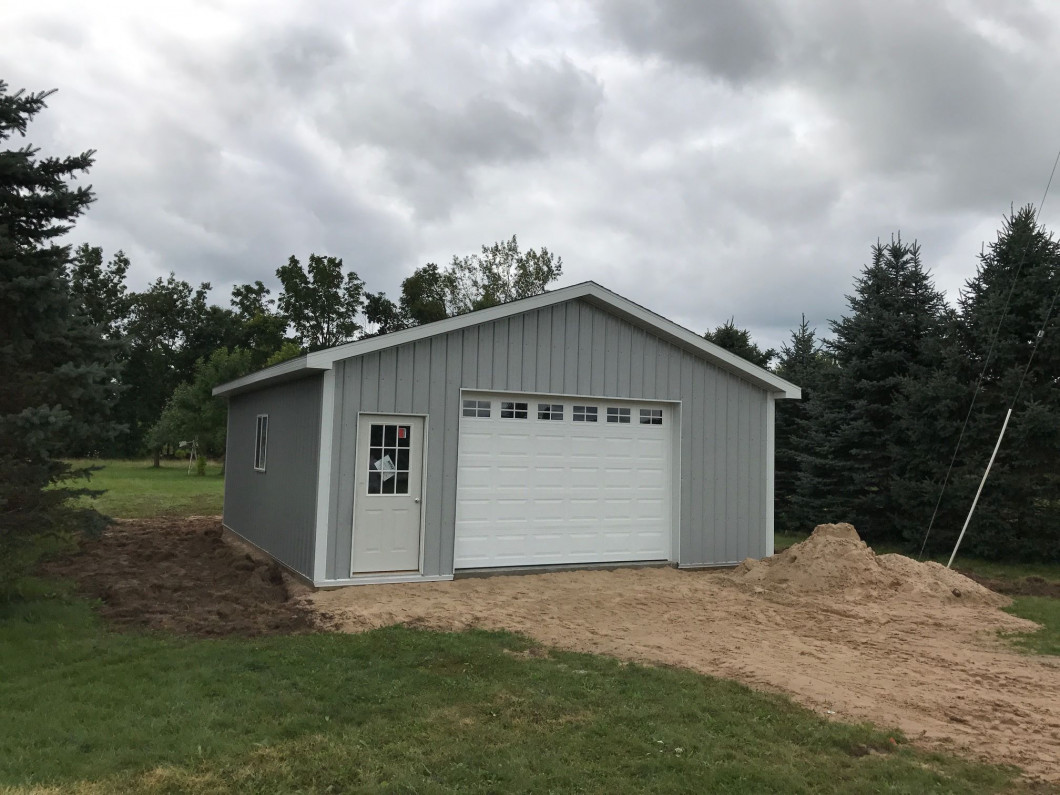 Enjoy a Custom Garage That Enhances Your Home