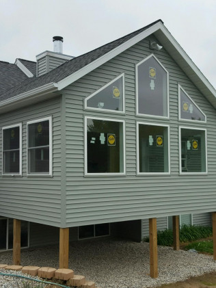 custom home addition walker mi
